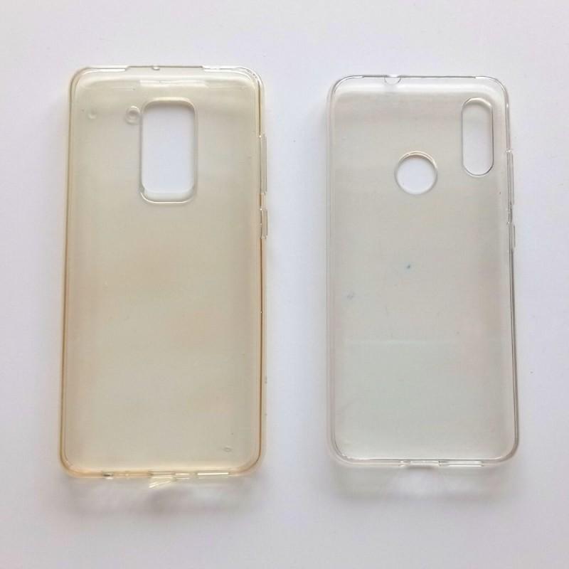 Cómo limpiar la funda trasparente del móvil si está amarillenta