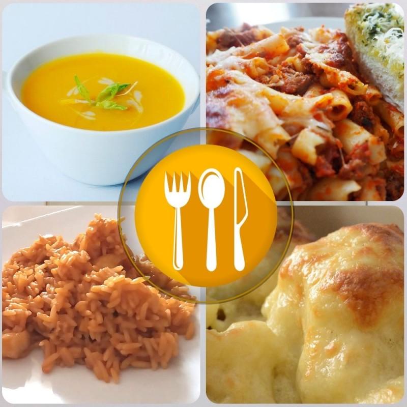 ¿Qué cocinar? Primeros platos muy fáciles y rápidos