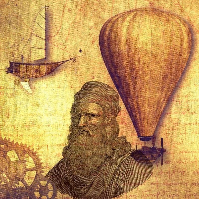 16 curiosidades de Leonardo da Vinci que nadie te ha contado