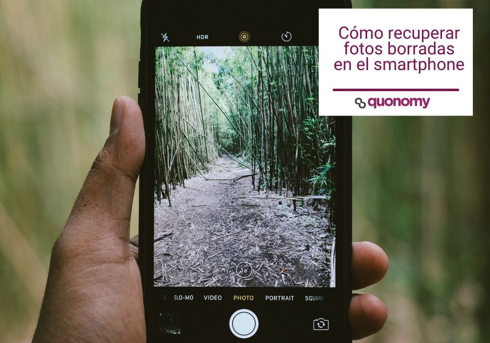 trucos para recuperar fotos eliminadas en android e ios