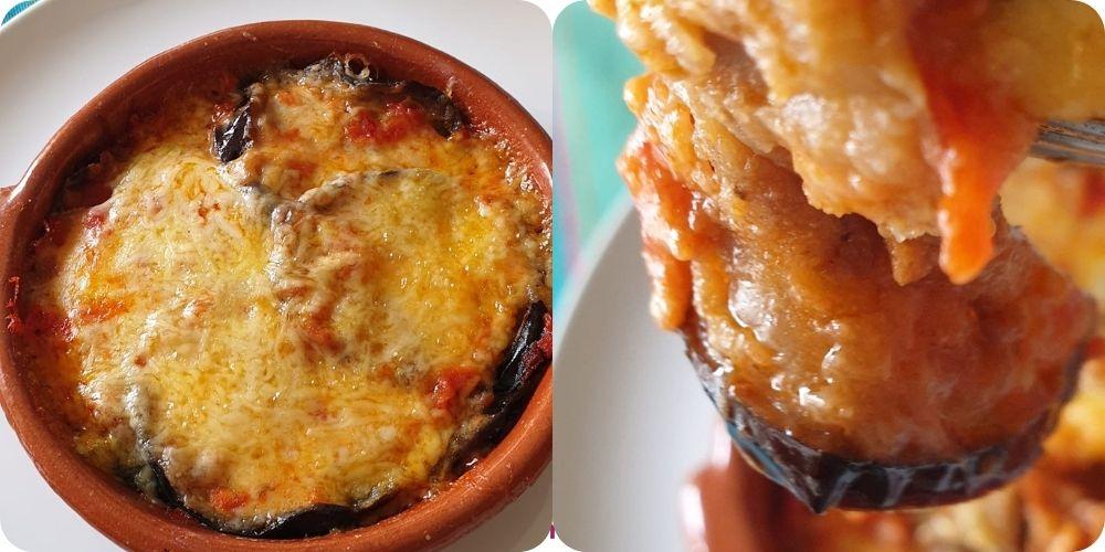 receta de berenjenas al horno