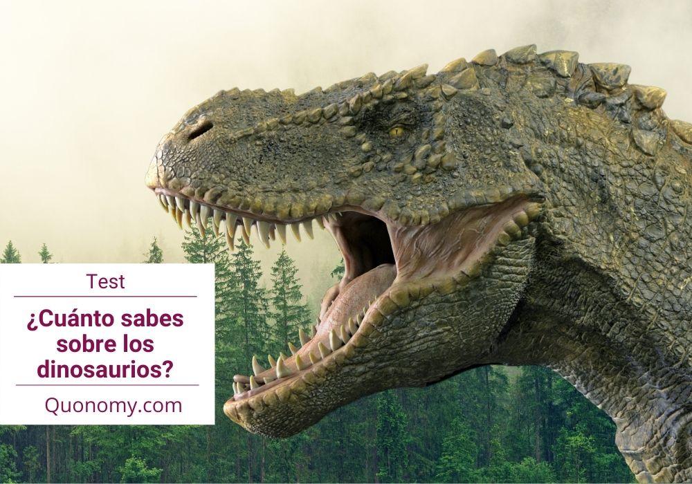 preguntas sobre los dinosaurios