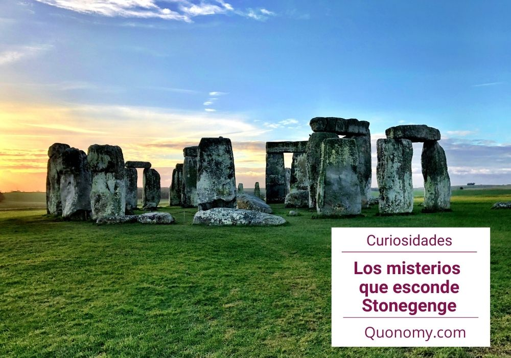 Curiosidades de Stonehenge
