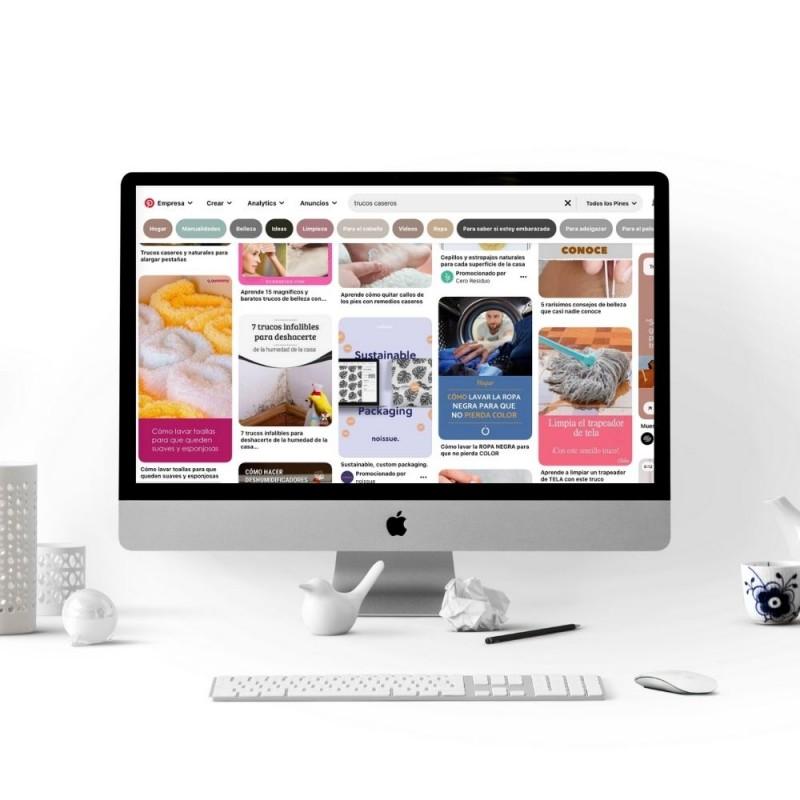 Cómo utilizar Pinterest para tu negocio: claves para atraer tráfico