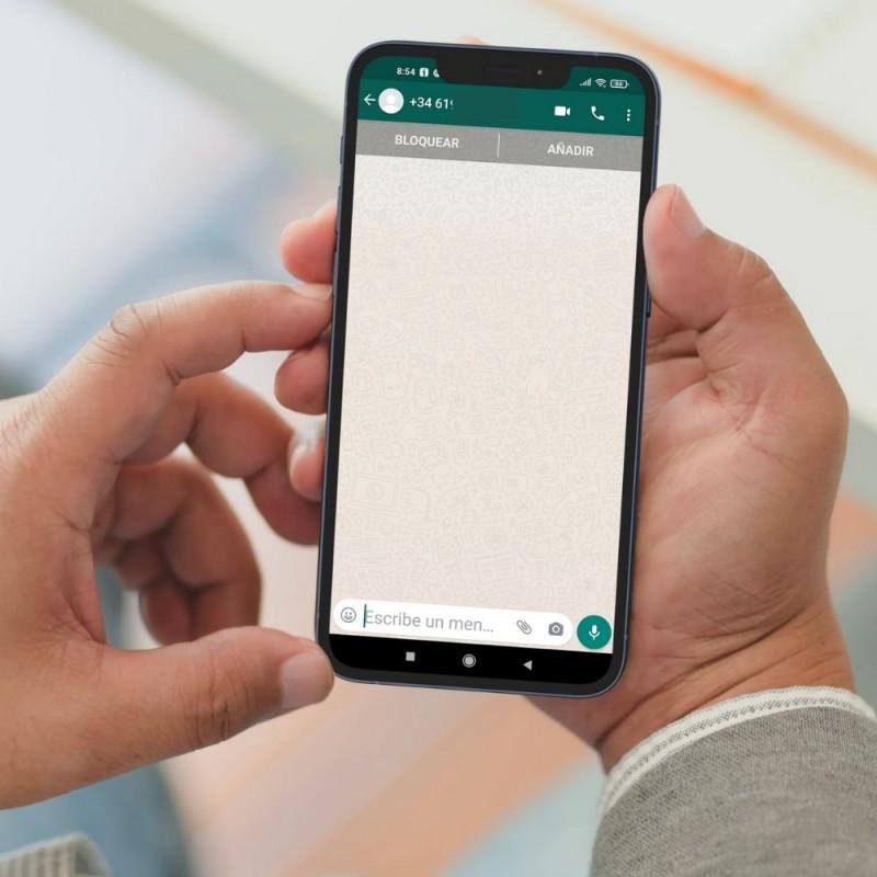 Cómo enviar un WhatsApp a alguien que no es contacto