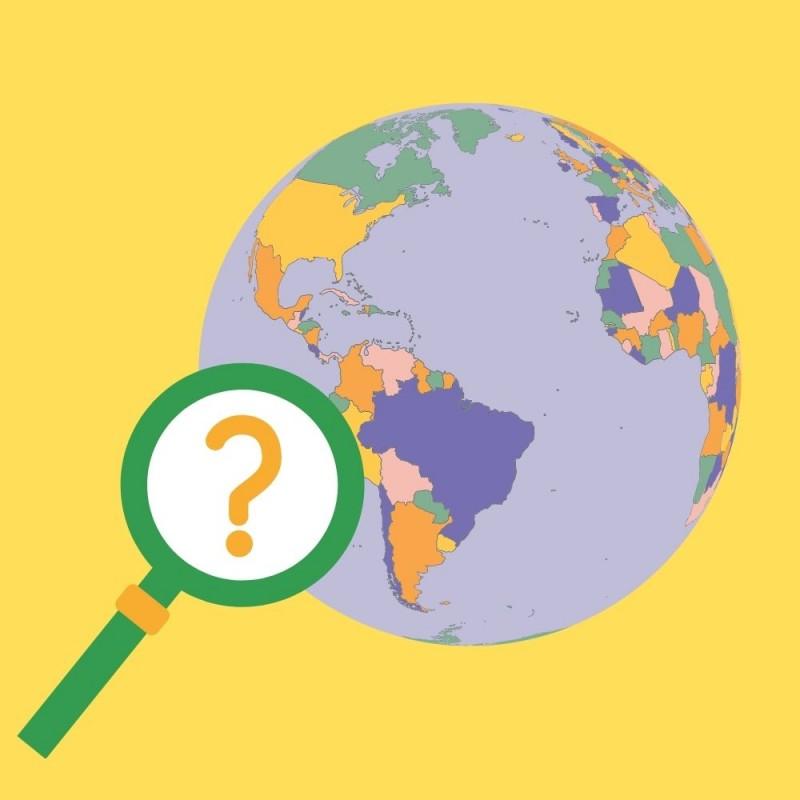 29 preguntas sobre curiosidades de países. Test, ¿cuánto sabes?