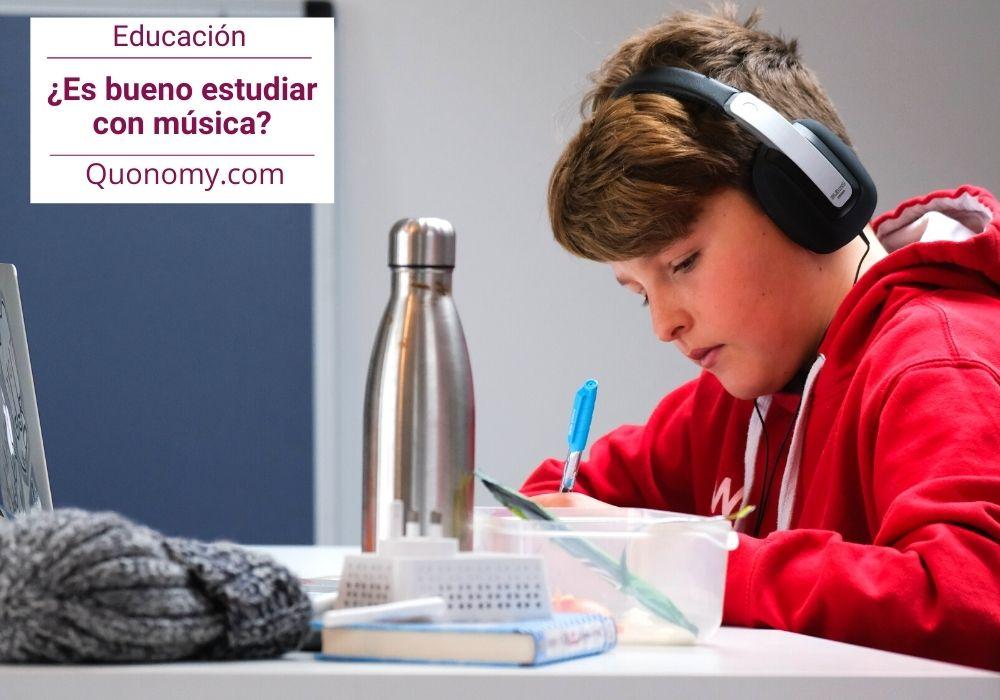 estudiar con música, sí o no