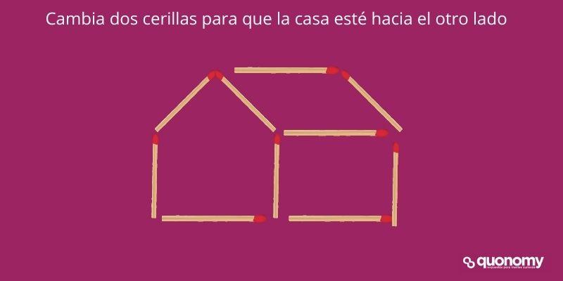 reorienta la casa