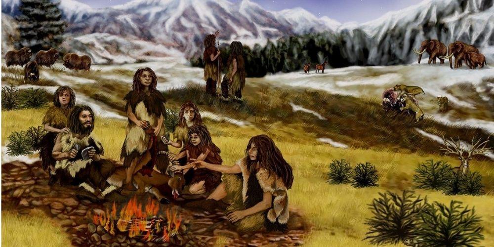 test de la prehistoria