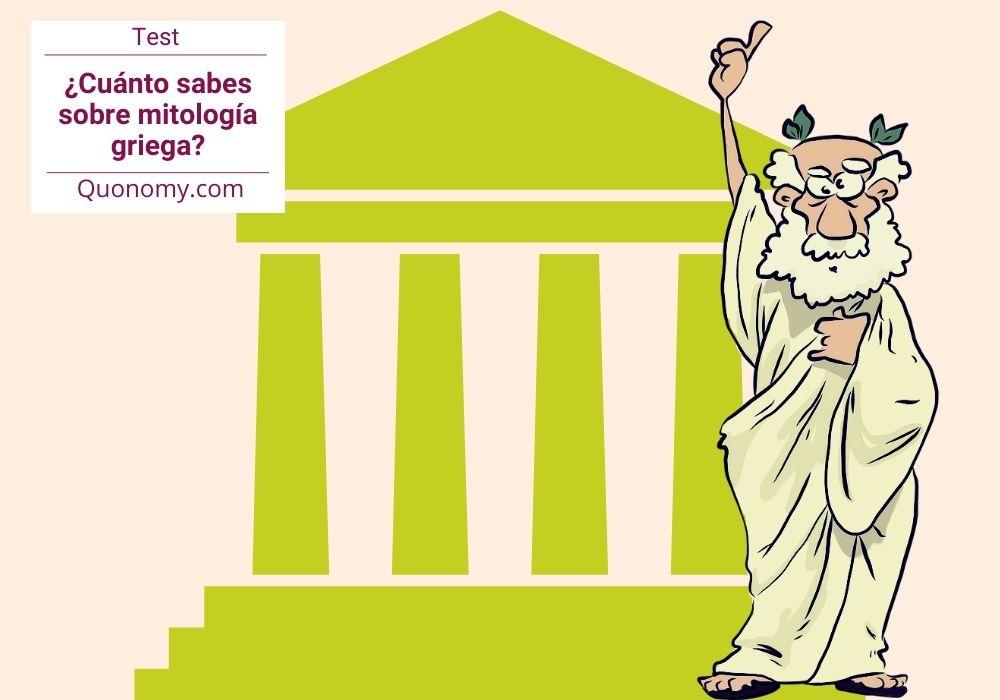 juego de preguntas sobre mitología griega