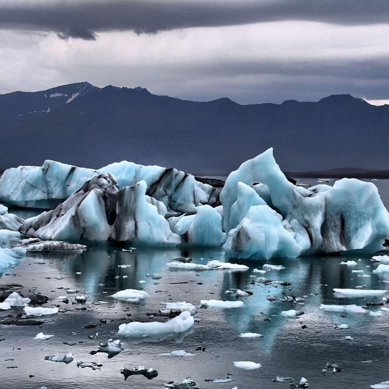 Por qué los glaciares se derriten más rápido hoy en día