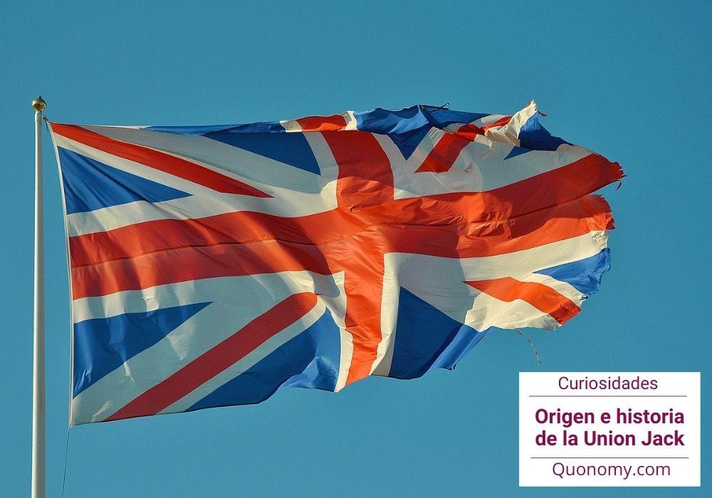 historia de la bandera inglesa