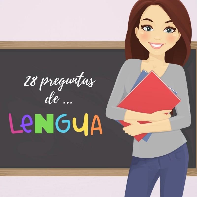 28 preguntas de Lengua para niños de 5º y 6º de Primaria