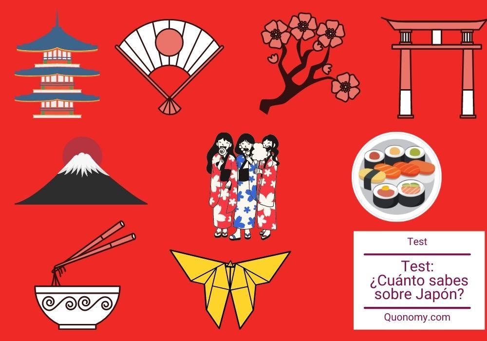Test sobre Japón