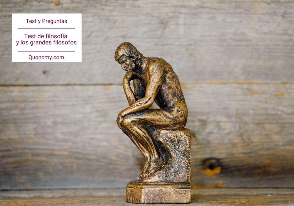 Test de filosofía para ponerte a prueba