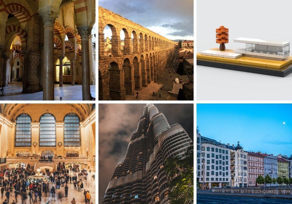 curiosidades sobre arquitectura