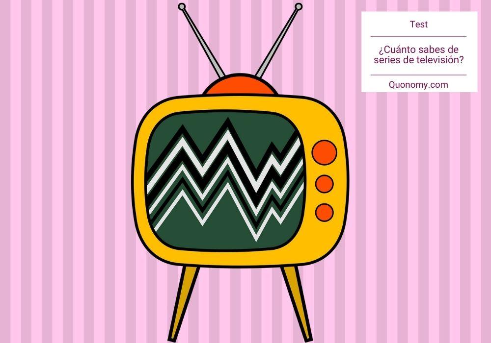 Test de series de televisión