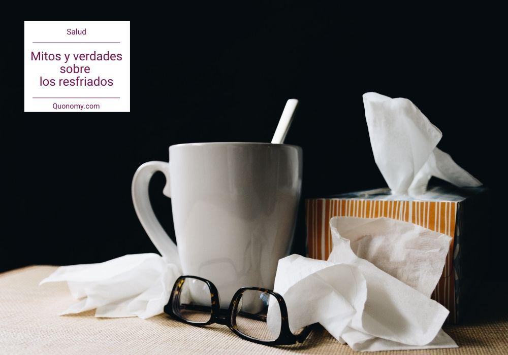 mitos y verdades del resfriado común