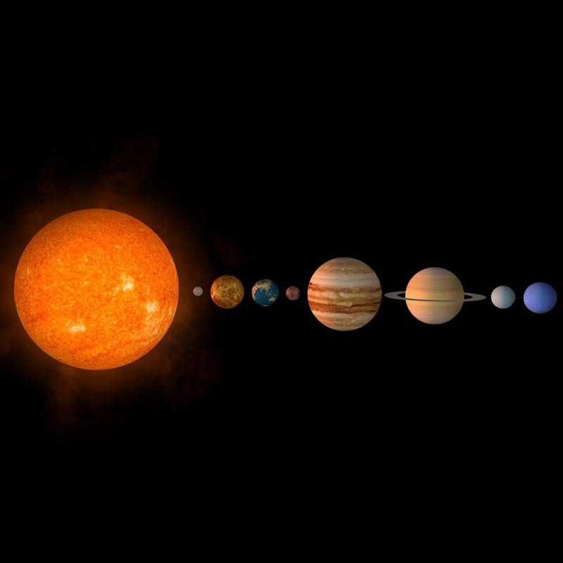 Cuáles son las curiosidades más sorprendentes del sistema solar