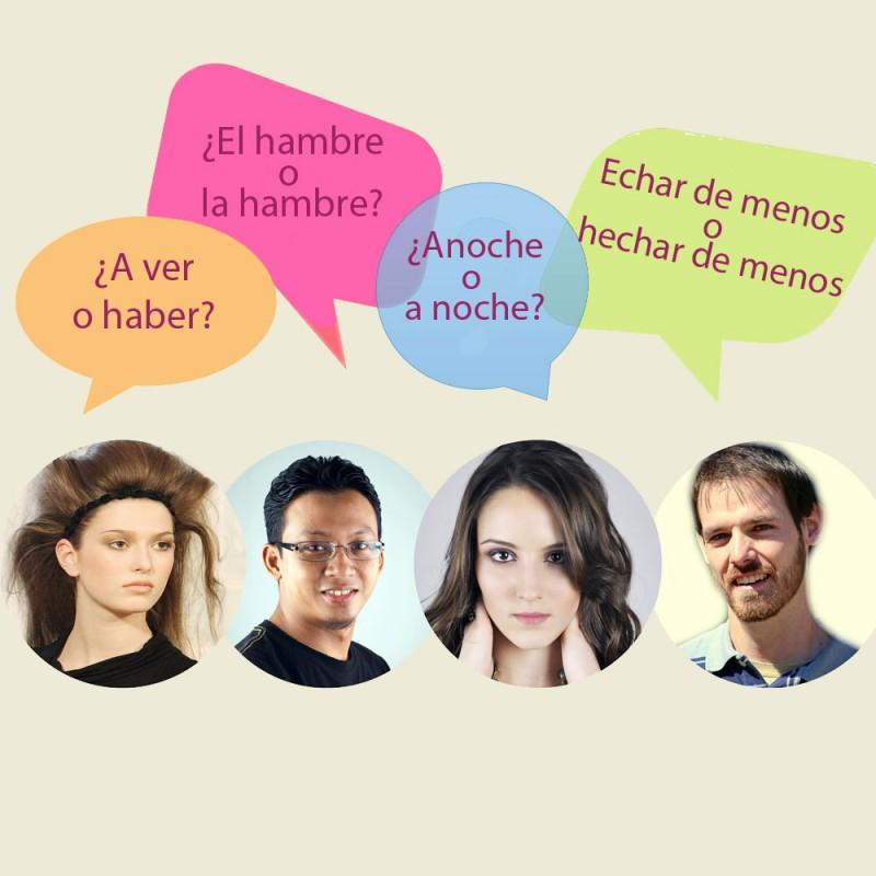 Cómo se escribe… Dudas gramaticales frecuentes en español