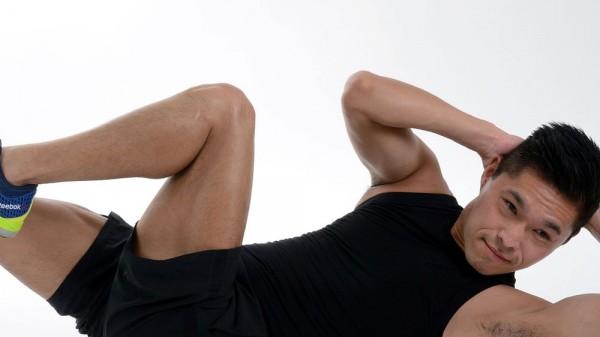 3 ejercicios de abdominales oblicuos