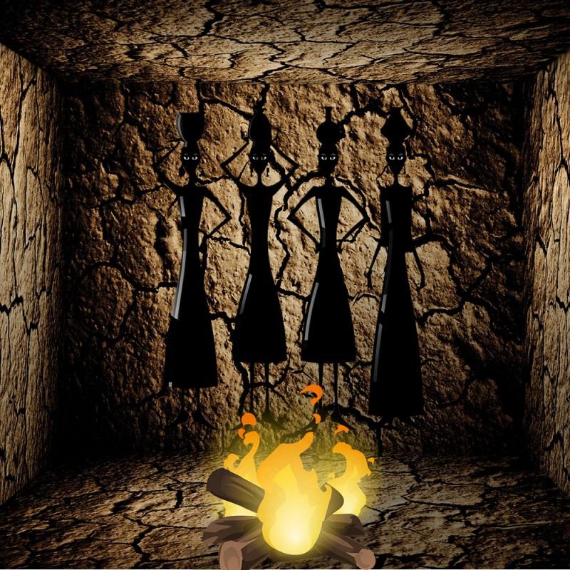 Cuál es el significado del mito de la caverna de Platón