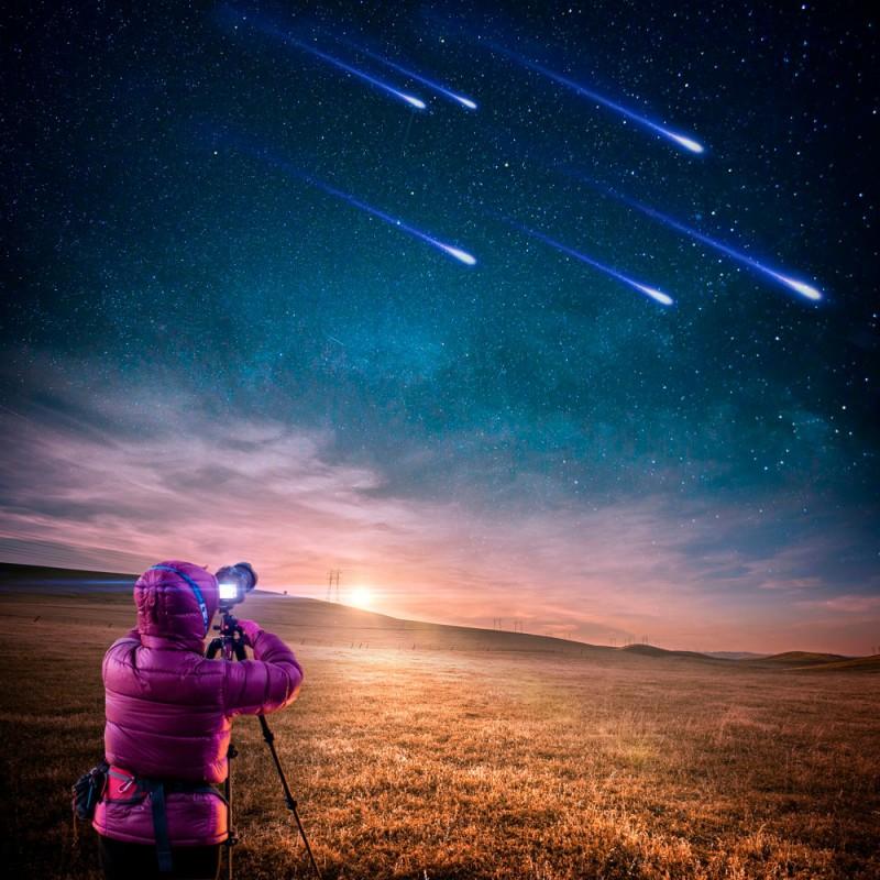 Cuándo ver la lluvia de estrellas en 2019: Oriónidas, Perseidas, Líridas, Gemínidas y Cuadrántidas