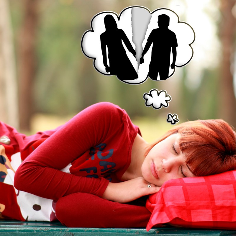 Qué significa soñar con dejar a tu pareja. Interpretación de los sueños