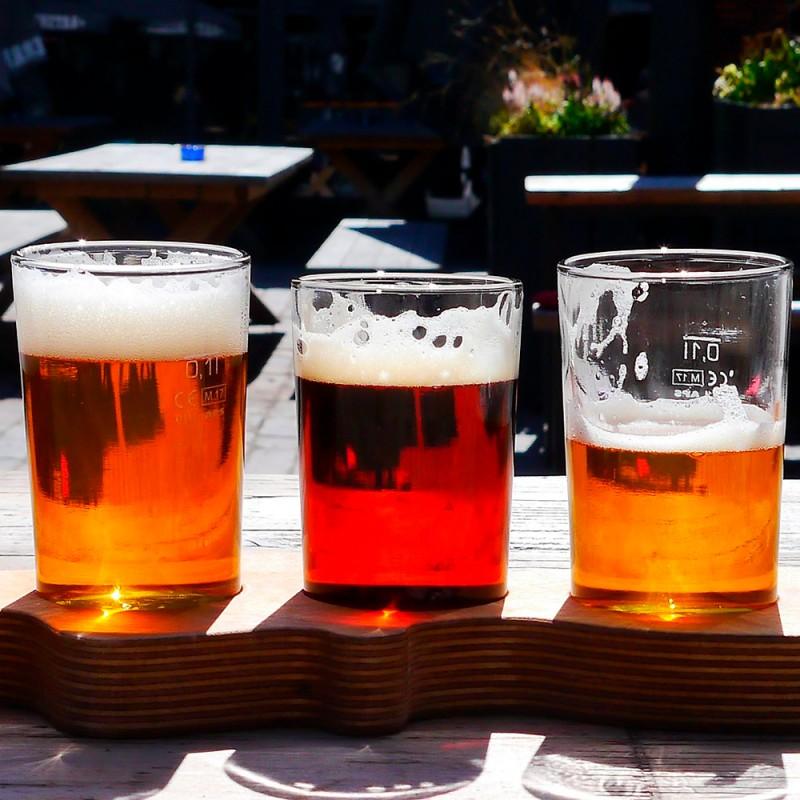 Cuántas calorías tiene una cerveza