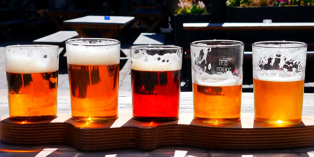 Calorías de una cerveza con y sin alcohol