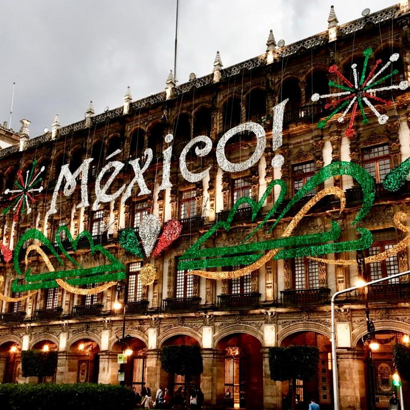 Cómo se celebra la Navidad y el Año Nuevo en México