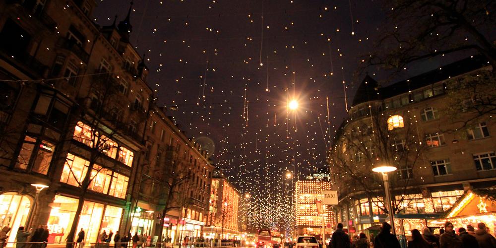 Navidad en Zurich