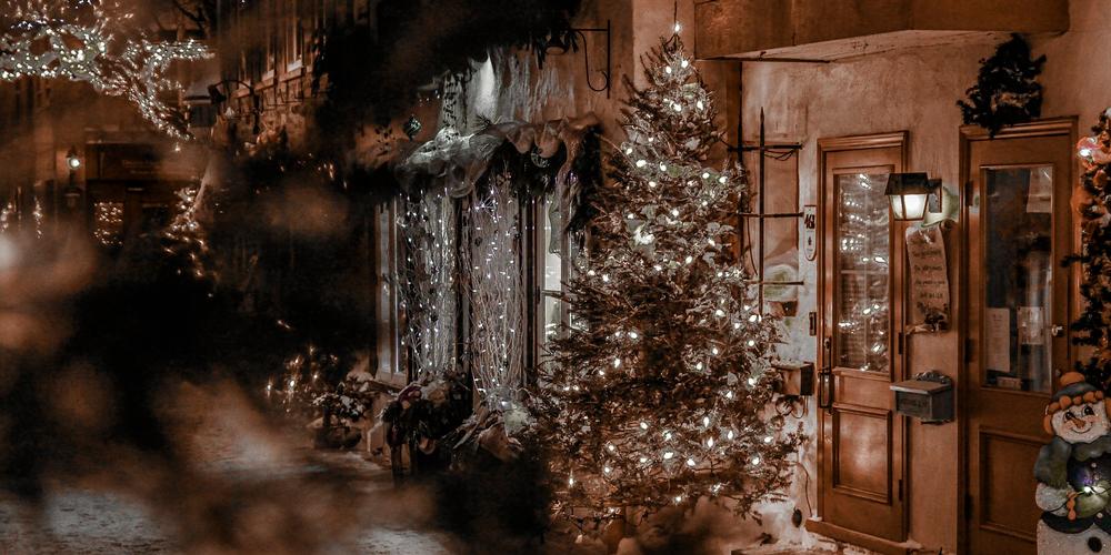 Navidad en Quebec