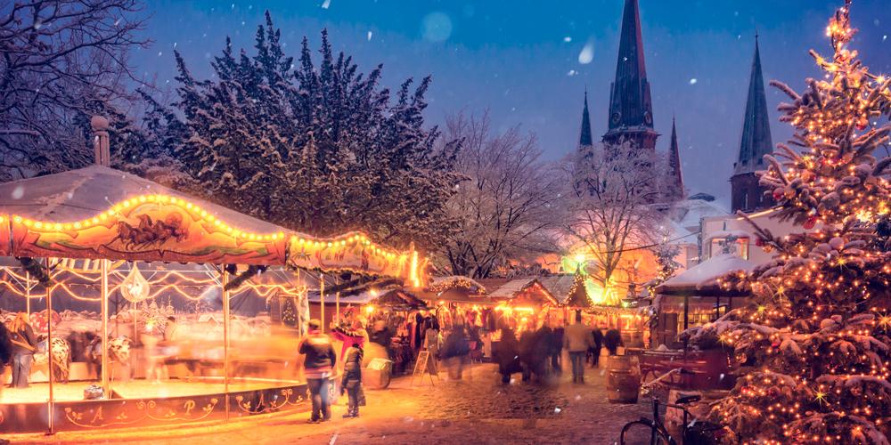 Navidad y Fin de Año en Alemania