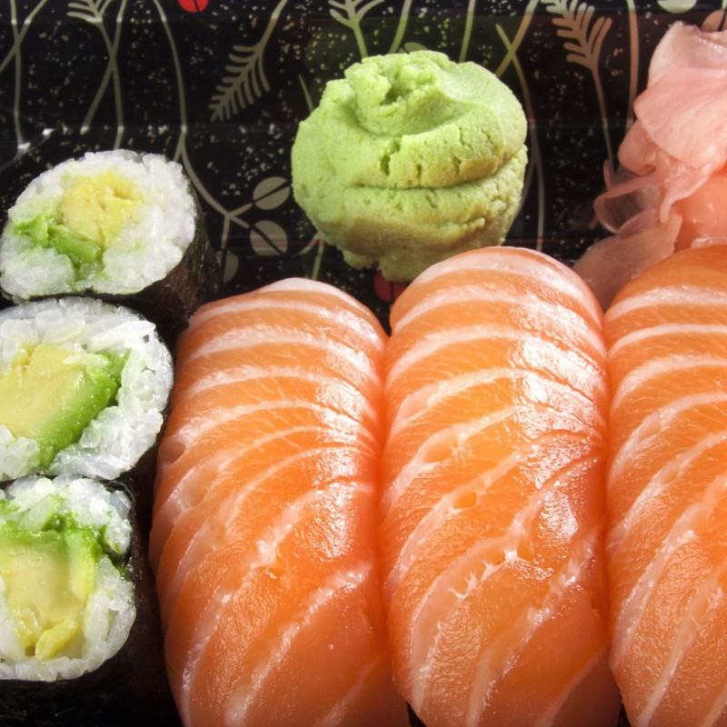 Qué es el wasabi y por qué no comemos el verdadero wasabi