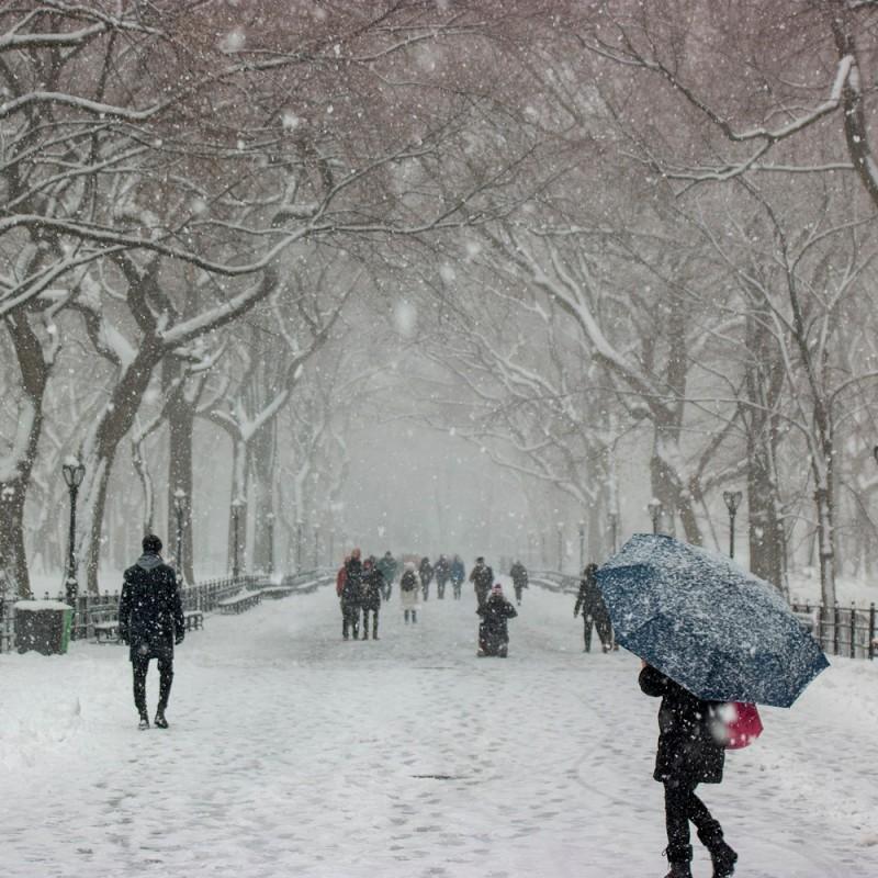 A qué temperatura cae nieve. ¿Cuáles son las condiciones perfectas para nevar?