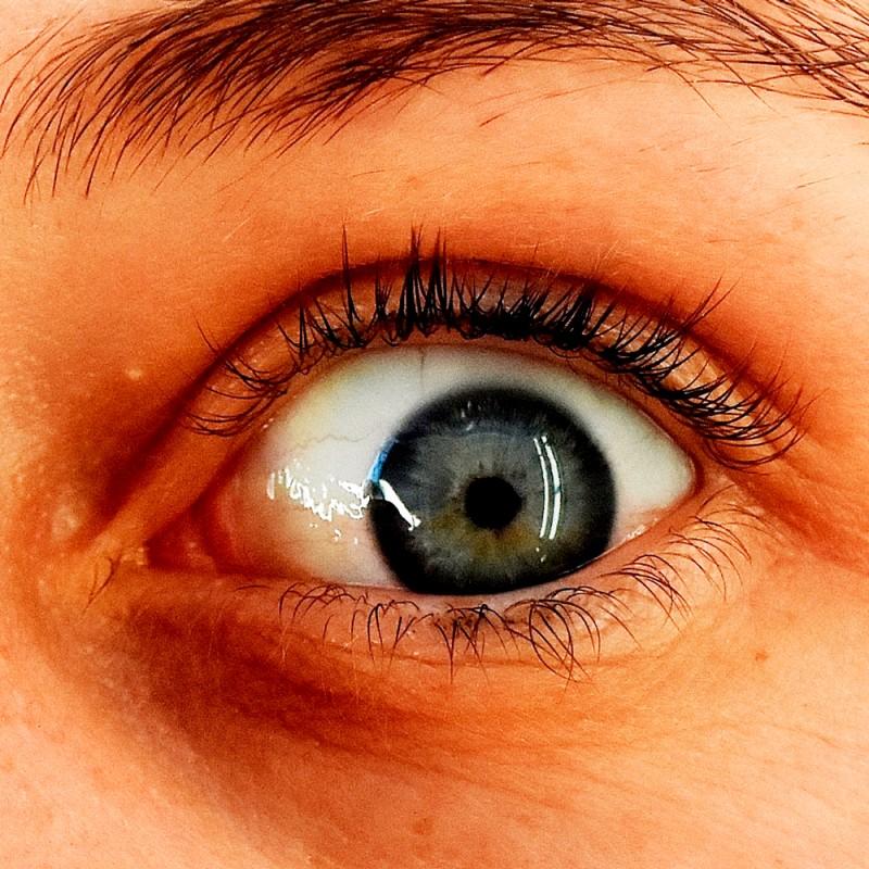 Personas con ojos grises. Curiosidades sobre el misterioso color de ojos gris