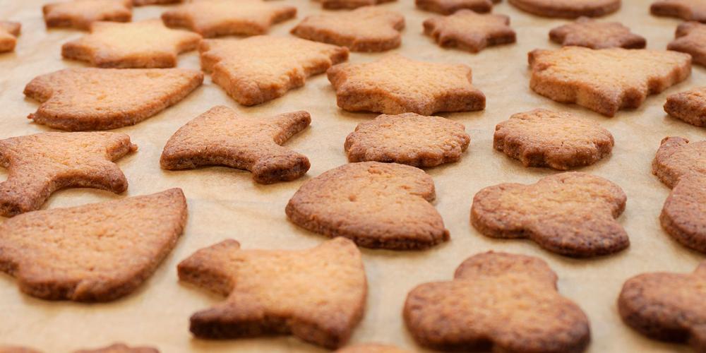 galletas de navidad de mantequilla
