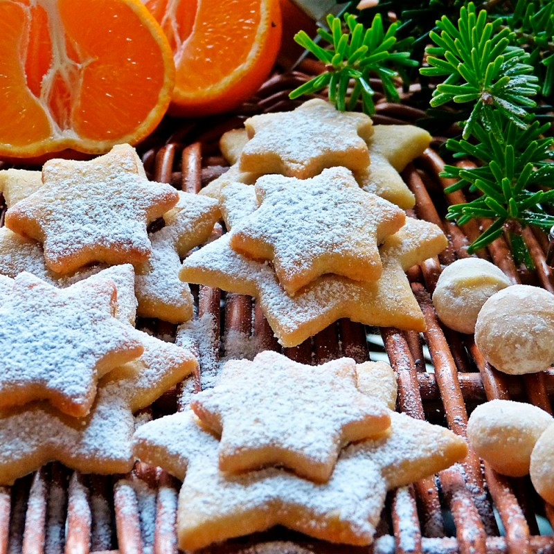 Cómo hacer galletas de Navidad con 3 ingredientes. 3 recetas fáciles