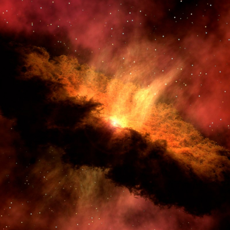Cómo se formó el sistema solar. El origen de nuestro sistema planetario