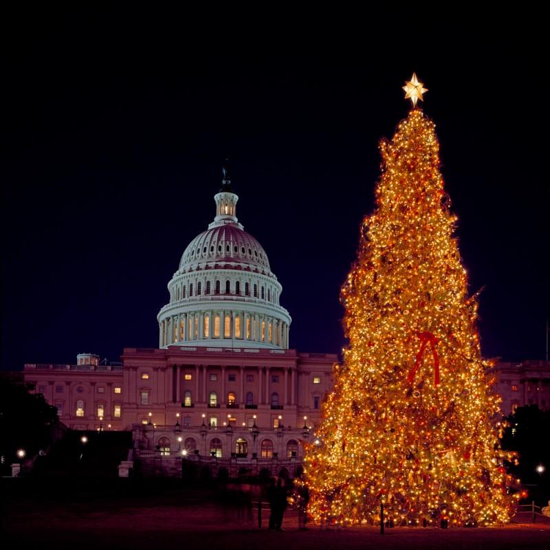 Cómo se celebra la Navidad y Fin de Año en Estados Unidos