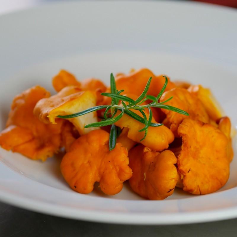 Cómo cocinar níscalos. 3 recetas de níscalos fáciles y deliciosas