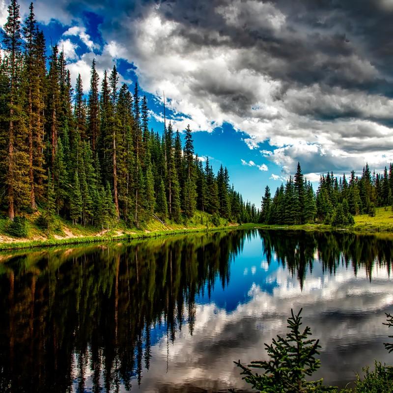 Cuáles son los lagos más grandes de la Tierra