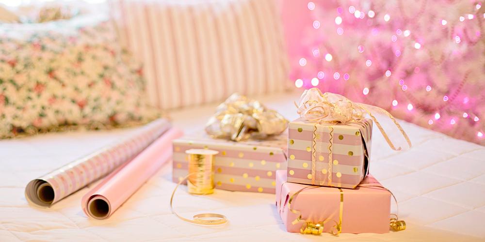 envolver de forma original regalos de navidad