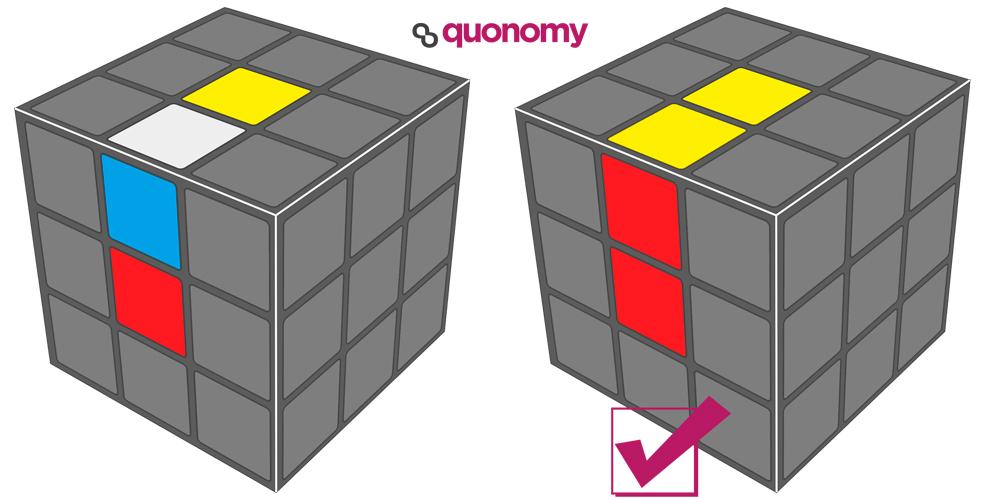 resolver el cubo de rubik