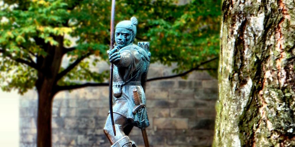 ¿Existió Robin Hood?