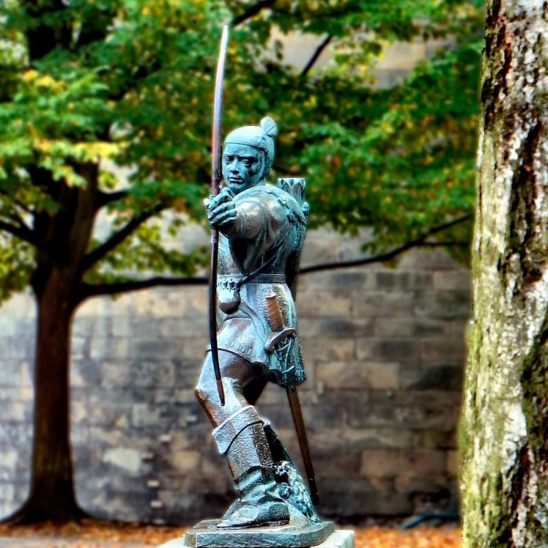 ¿Existió en realidad Robin Hood? Leyenda y realidad sobre el príncipe de los ladrones