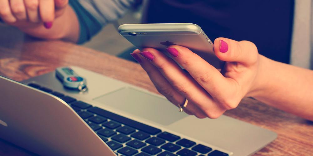 smartphone y la concentración