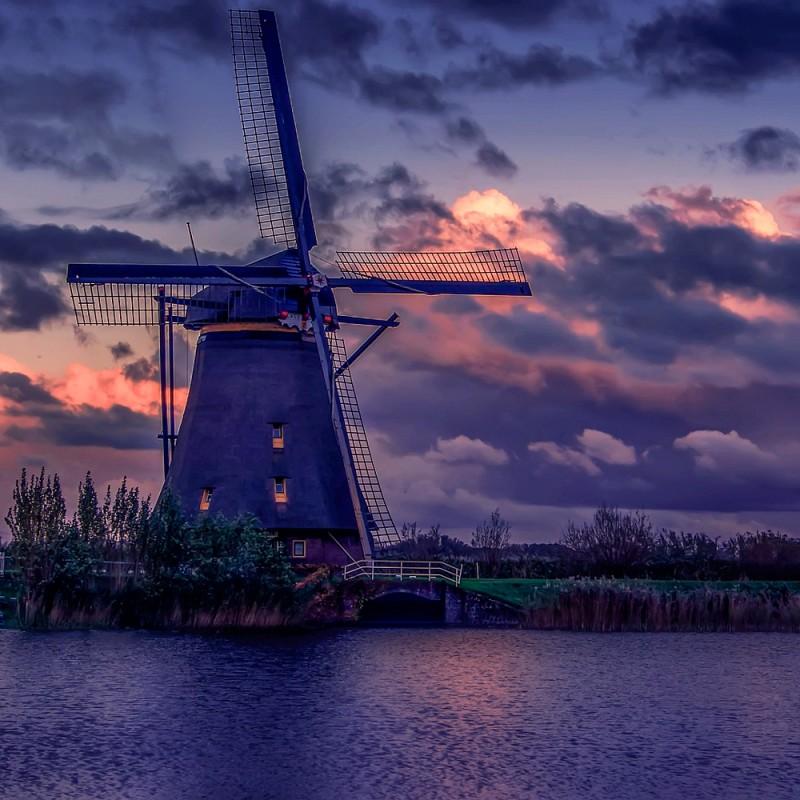 Por qué a los Países Bajos se les llama así