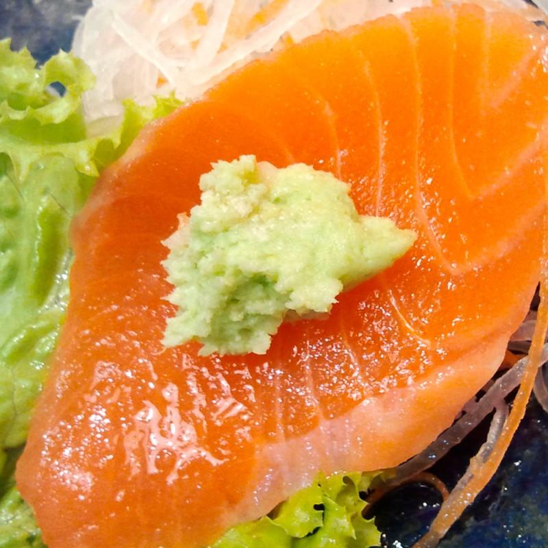 Cómo se hace el verdadero wasabi